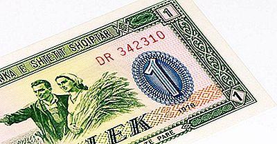 ¿Cuál Es La Moneda De Albania?