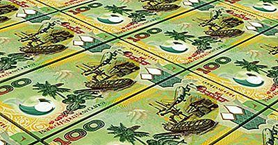 Vad Är Valutan Av Papua Nya Guinea?