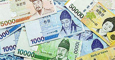 Qual É A Moeda Da Coreia Do Sul?