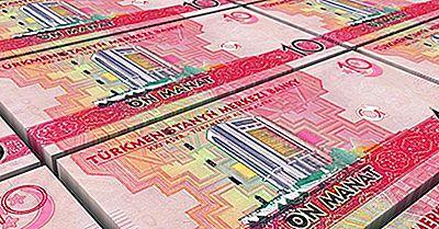 Hva Er Valutaen I Turkmenistan?
