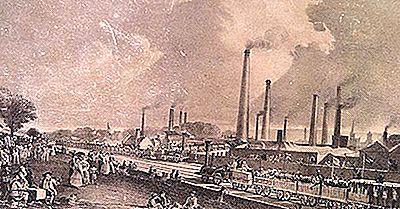 ¿Cuál Fue La Revolución Industrial?