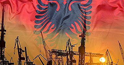 Quais São As Maiores Indústrias Na Albânia?