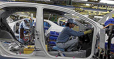 Quels Sont Les 20 Principaux Produits D'Exportation Du Japon?