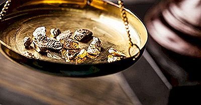 ¿Qué País Es El Mayor Productor De Oro Del Mundo?