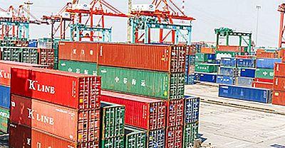 Los 20 Países Exportadores Más Grandes Del Mundo