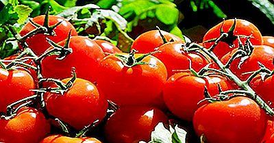 Os Principais Produtores Mundiais De Tomates
