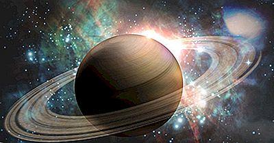 10 Fatti Interessanti Su Saturno