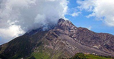Il Vulcano Eruption Of The Soufrière Hills Del 1995 A Montserrat
