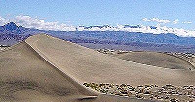 Landforms Eólio: O Que É Uma Duna Barkhan?
