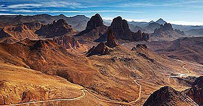 Parcurile Naționale Din Algeria