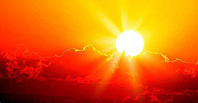 Fantastiska Fakta Om Solen