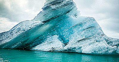 Gli Iceberg Sono Fatti Di Acqua Dolce O Acqua Salata?