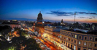 Las Ciudades Más Grandes En Cuba
