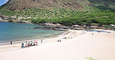 Cele Mai Mari Insule Din Capul Verde