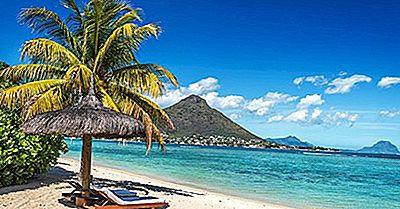 Maiores Ilhas Na Maurícia