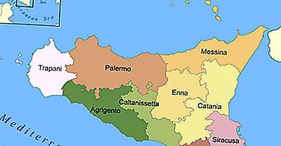Größte Inseln Im Mittelmeer Nach Bereich