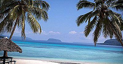Più Grandi Isole In Vanuatu