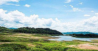 Maiores Parques Nacionais Na Tailândia