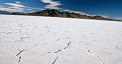 Bonneville Salt Flats - Locuri Unice Din Lume