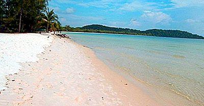La Isla De Koh Rong En Camboya