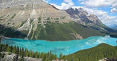 Parques Nacionais Do Canadá E Áreas De Conservação Marinha