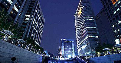 Das Cheonggyecheon Stadterneuerungsprojekt