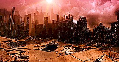 Ciudades Más Probables De Ser Golpeadas Por Un Terremoto