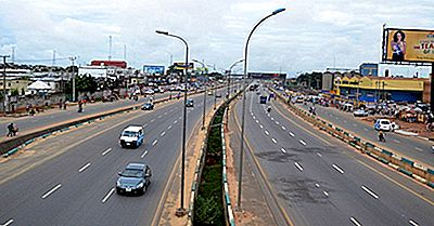 Städte Mit Der Schlechtesten Luftqualität In Afrika