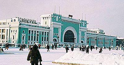 Les Villes Les Plus Froides De Russie