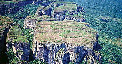 Parques Nacionales De Colombia