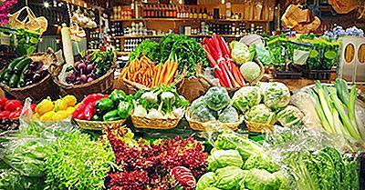 Länder Kaufen Die Meisten Bio-Lebensmittel