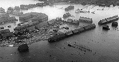Länder, Die Am Meisten Zu Städtischer Überschwemmung Neigen