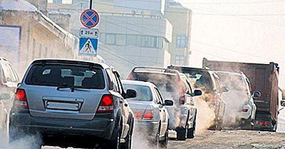 Paesi In Cui Il Trasporto È La Principale Fonte Di Gas A Effetto Serra
