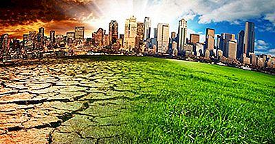 Países Que Están Haciendo Más Para Combatir El Cambio Climático