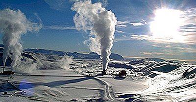 Paesi Con I Maggiori Decrementi Nelle Emissioni Di Gas Serra Negli Ultimi 26 Anni