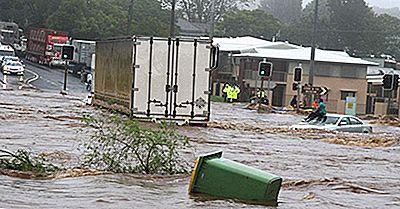 Las Inundaciones Más Mortales De Todos Los Tiempos