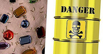 Deadliest Minerales Y Piedras Preciosas