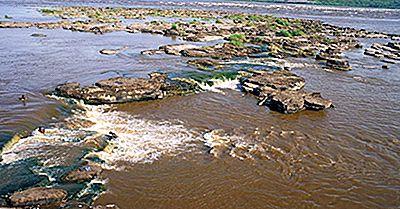 Die Tiefsten Flüsse Der Welt