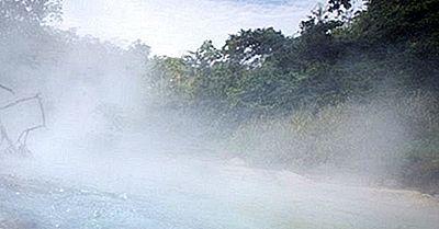 Você Sabia Que Existe Um Rio De Ebulição Mortal No Peru Que Destrói Tudo O Que Cai Nele?