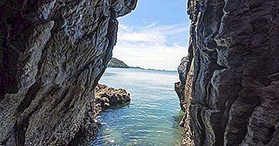 De Forskjellige Typer Grotter Og Hulsystemer