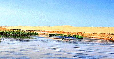 Økologiske Regioner I Vest-Sahara (Sahrawi Arabiske Demokratiske Republikken)