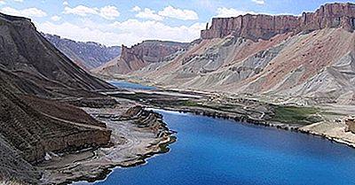 Regiones Ecológicas De Afganistán