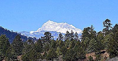 Regiones Ecológicas De Bután