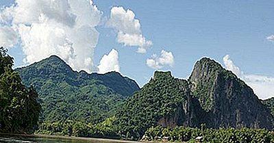 Régions Écologiques Du Laos