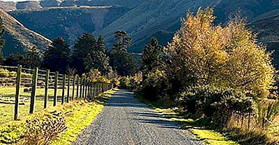 Régions Écologiques De La Nouvelle-Zélande