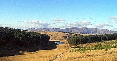 Økologiske Regioner I Swaziland