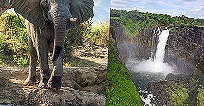Regiones Ecológicas De Zimbabwe