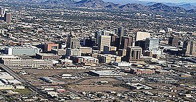 Snabbast Varma Städer I USA På Grund Av Klimatförändringar