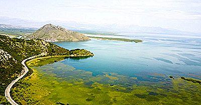 Les Cinq Parcs Nationaux Du Monténégro