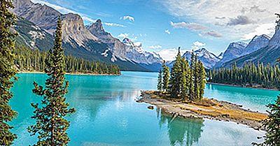 I Cinque Spettacolari Parchi Nazionali Di Alberta, In Canada